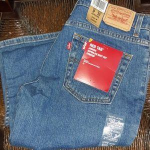 Levi's Superlow Bootcut Jeans NWT